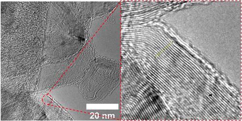 研究人员将旧轮胎转化为石墨烯来加强混凝土材料表现