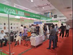 利物盛携石墨烯电采暖产品亮相郑州展会